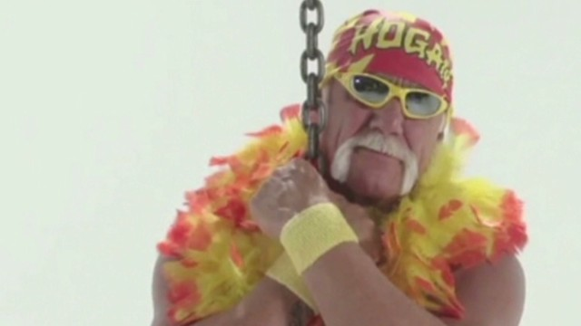 Hulk Hogan dons thong in Miley spoof