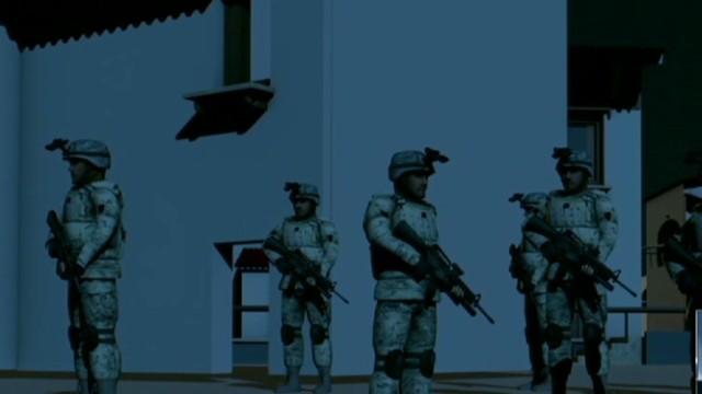 Details of daring terror raids