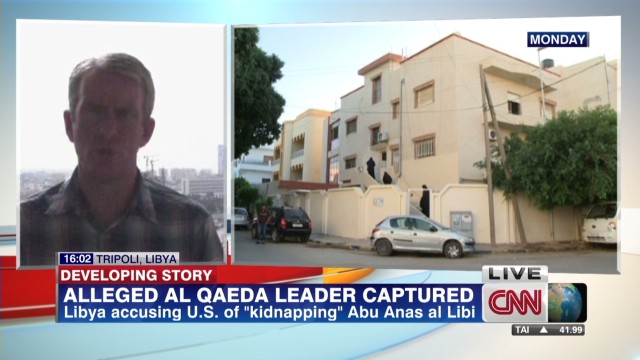 Libya: Terror arrest an 'abduction'