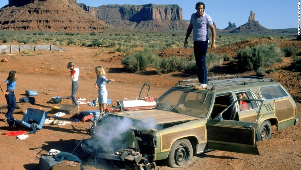 "When you're planning a trip, everything works like clockwork. It's only when you hit the road -- or the sea or the air -- that it all goes to hell. Such adventures may make for great drama or great comedy, however, and Hollywood has made the most of them. Take<strong> ""National Lampoon's Vacation"" </strong>(1983), in which Chevy Chase takes his family to Walley World, only to have car problems, family problems and Walley World problems. <em>Lesson:</em> Don't let your mind wander, especially when you've tied a dog to the bumper."
