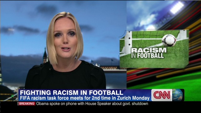Fighting racism in football