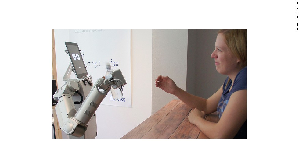 "Also hoping to make the barkeep obsolete is the JAMES project: a group of German researchers set on producing a ""socially appropriate"" robot barman. Prototype JAMES is now capable of interpreting drinkers' posture and physical gestures to know when they're looking for a drink, as well as responding to patrons' voices."