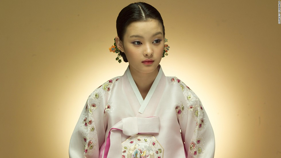 In the past, embroidery was reserved for royal clothing. Even today, most hanbok are devoid of embroidery.