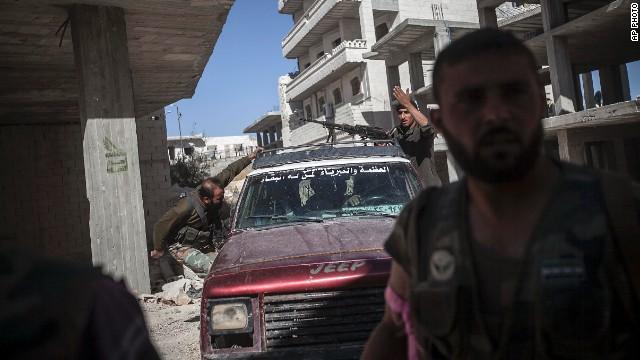 Syria said to be 'cooperative'