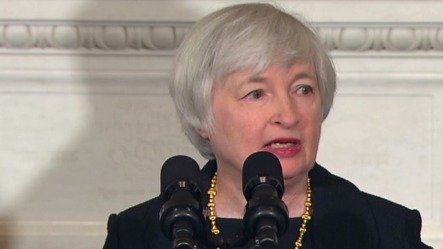 Janet Yellen: Fed Reserve must serve all