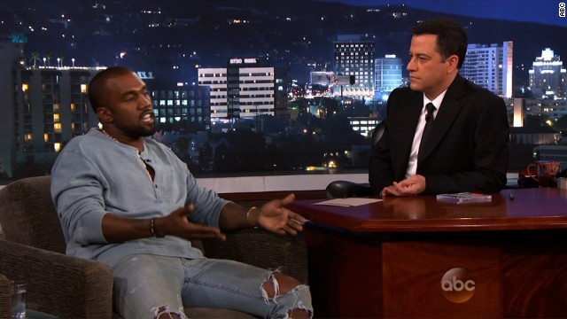 Kanye West, Kimmel make up after feud