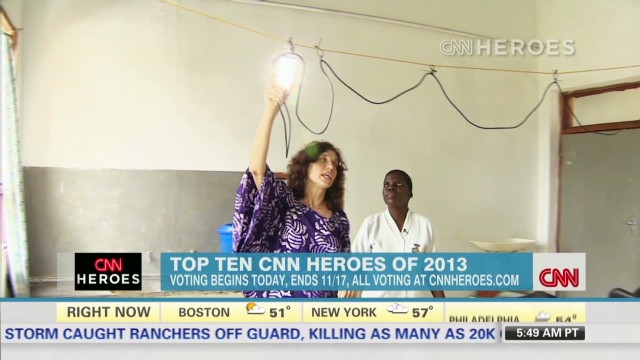 Top 10 CNN Heroes revealed