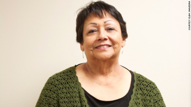 Dalila Romero is a breast cancer survivor who helps patients through Comadre a Comadre.