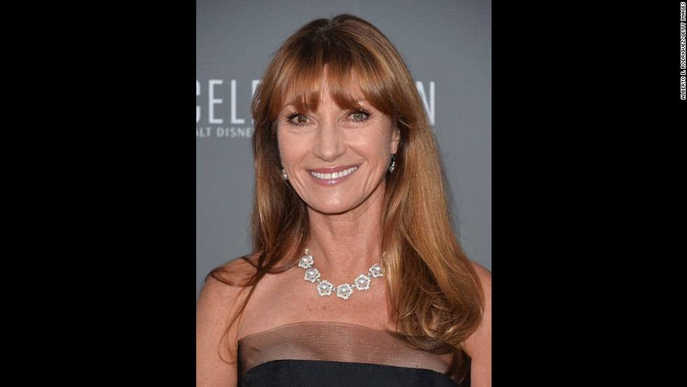"Like many of her 60-something counterparts, Jane Seymour has no problem getting cast in a sensual role. The 64-year-old actress appeared <a href=""http://www.thewrap.com/tv/article/jane-seymour-talks-sex-surrogates-being-bond-girl-and-making-out-heather-locklear-100046"" target=""_blank"">on ""Franklin & Bash"" as a ""sex surrogate."" </a>"