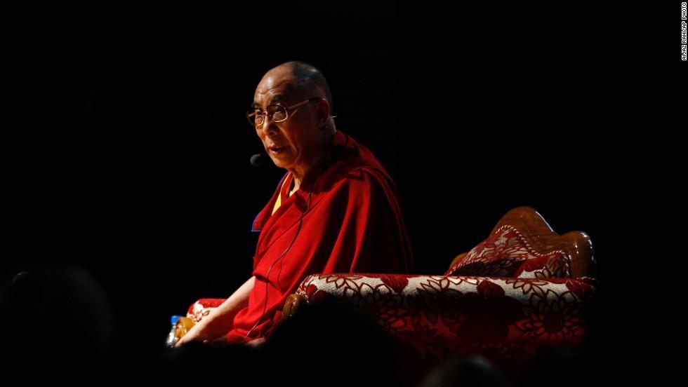 Tibetan spiritual leader the Dalai Lama won the Nobel Peace Prize in 1989.