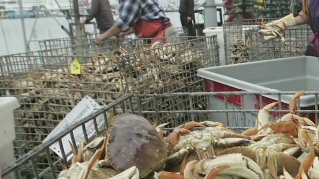 Crab, beer industries hurt by shutdown