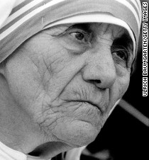 Mother Teresa to become a saint