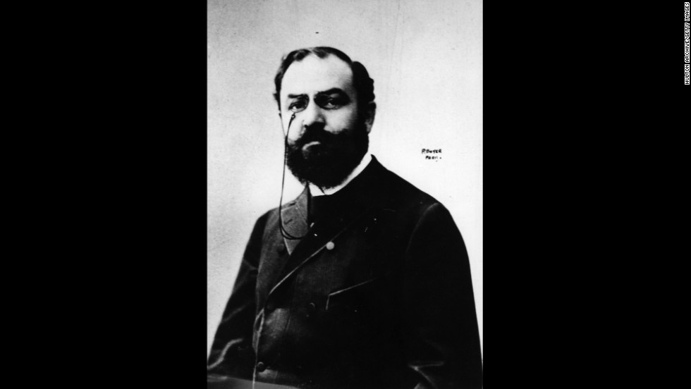 French socialist statesman Leon Victor Auguste Bourgeois, founder of the League of Nations, won the Nobel Peace Prize in 1920.