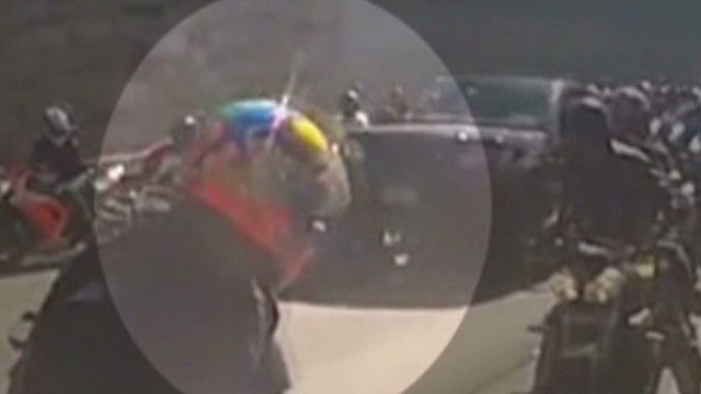 Attorney: Bikers acted like thugs