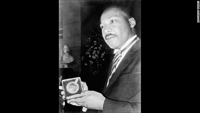 Martin Luther King Jr. won the Nobel Peace Prize in 1964.
