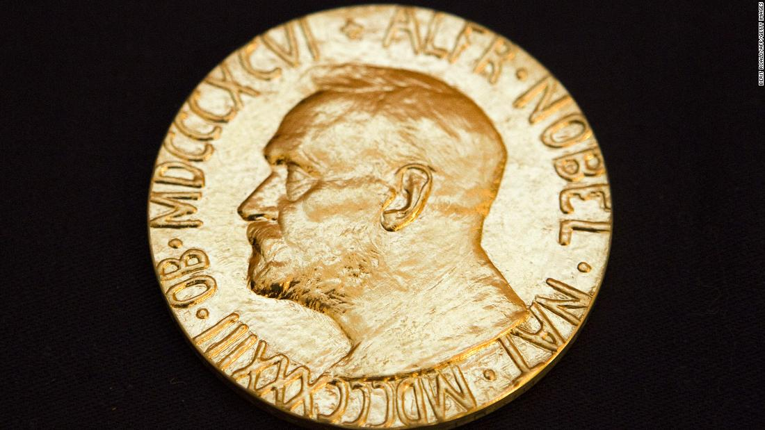 "The late Swedish industrialist Alfred Nobel left the bulk of his fortune to create the <a href=""http://www.nobelprize.org/"" target=""_blank"">Nobel Prizes</a> to honor work in five areas, including peace. In his 1895 will, he said one part was dedicated to that person ""who shall have done the most or the best work for fraternity between nations, for the abolition or reduction of standing armies and for the holding and promotion of peace congresses."" See the winners of the Nobel Peace Prize since it was first awarded in 1901."
