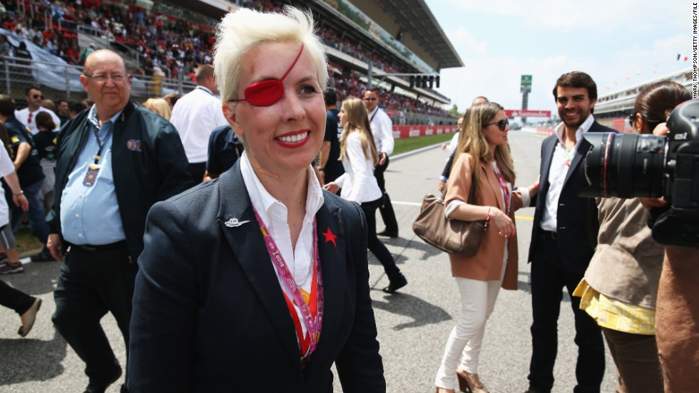 "Former Formula One test driver Maria de Villota passed away aged 33. ""It is presumed to be death by natural causes,"" a National Police spokeswoman said Friday."