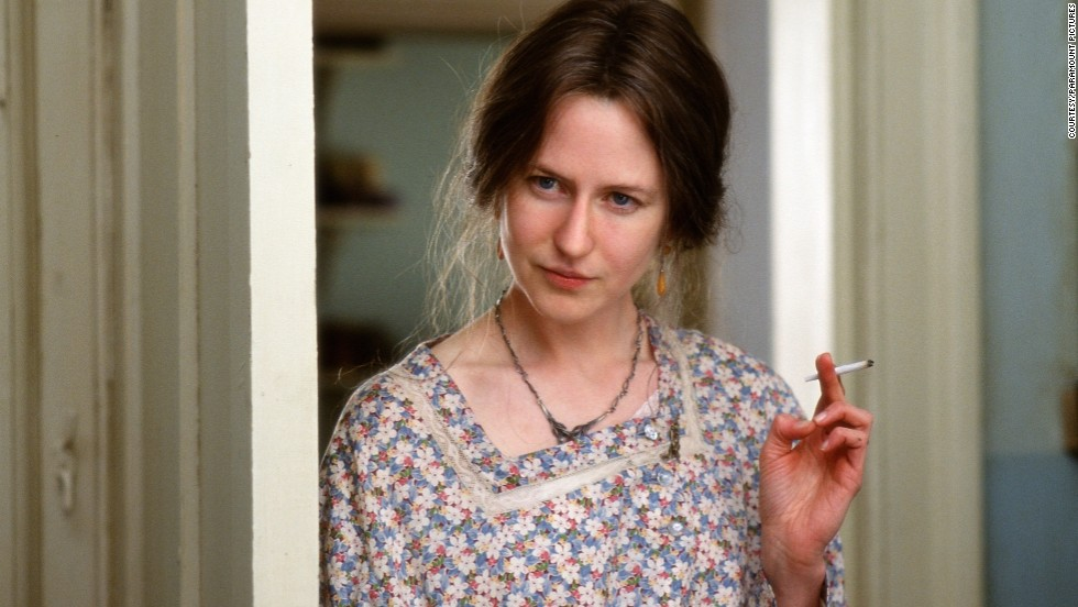 "A prosthetic nose helped transform Nicole Kidman into author Virginia Woolf in the 2003 film ""The Hours."""