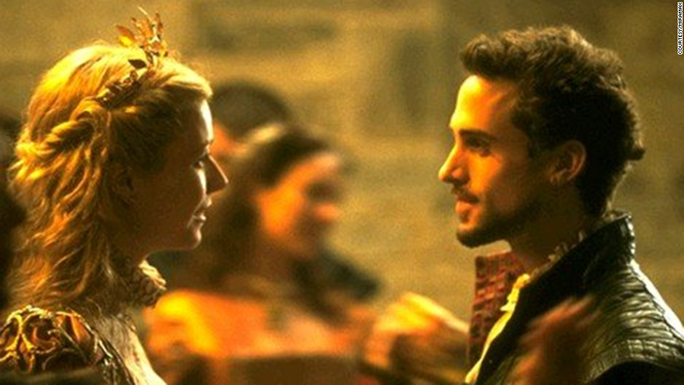 "Joseph Fiennes as ""Will"" Shakespeare in ""Shakespeare in Love"""