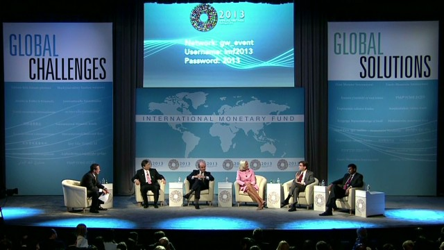 Global challenges, global solutions