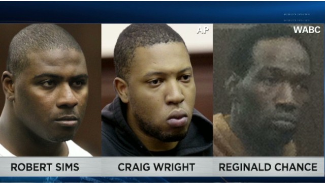 Three bikers indicted in SUV attack