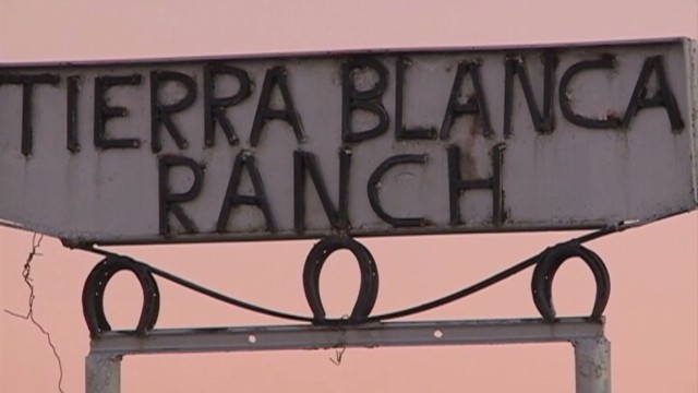 The Tierra Blanca Ranch is a facility for troubled youths. It's in southwestern New Mexico.