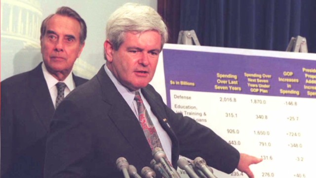 Newt on shutdown: Been there, done that