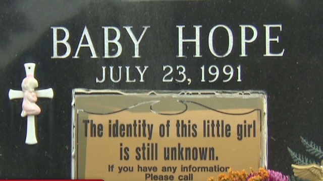 NYPD make arrest in 'Baby Hope' case