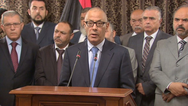 Libya prime minister: Kidnapping was an attempted 'coup'
