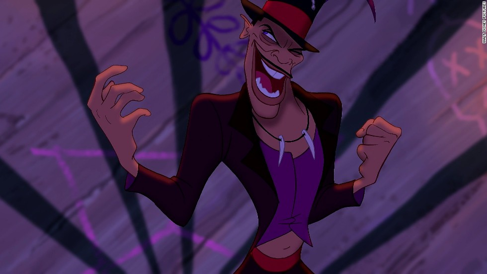"Doctor Facilier in Disney's 2009 ""The Princess and the Frog"" is a scheming, voodoo-like character who tricks his victims into horrible deals. He is also known as the Shadow Man."
