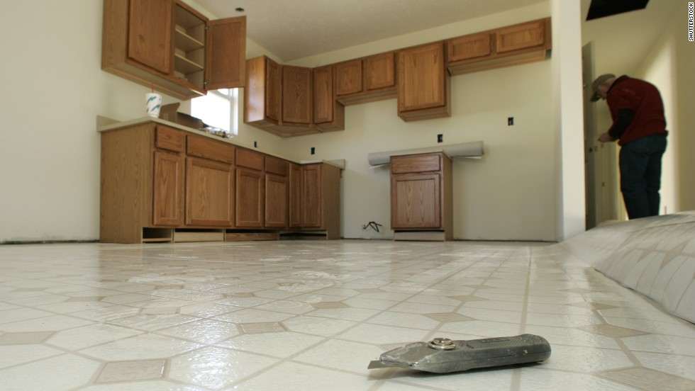 "<strong>Vinyl flooring: </strong>The <a href=""http://thechart.blogs.cnn.com/2010/10/19/flooring-wallpaper-tests-uncover-potential-toxics/"">floors and walls</a> of your home may also contain phthalates. A 2010 test of four ""representative"" vinyl flooring samples found four of the six phthalates severely restricted in children's products, with levels as high as 84,000 parts per million -- 84 times what's allowed in toys."