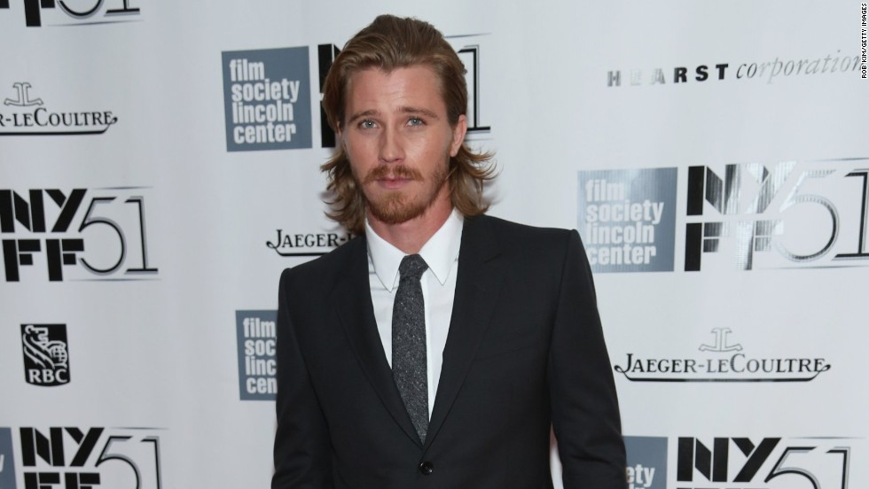 "Garrett Hedlund steamed up the screen in ""Tron: Legacy"" and ""Troy."" He definitely has the looks for the role."