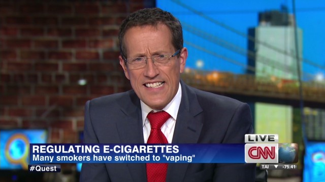 Regulating E-cigarettes