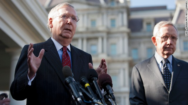 'Tremendous progress' in Senate