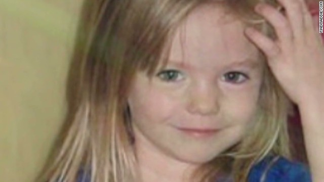 Were burglars involved in McCann's case?