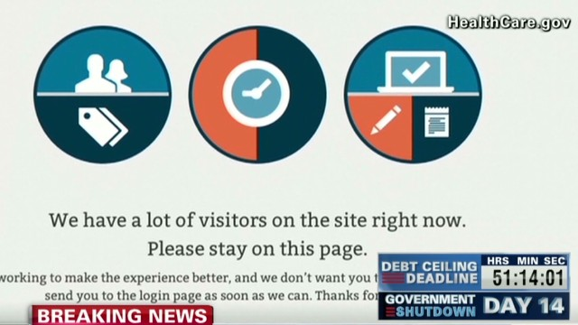 Problems persist with Obamacare sign-up