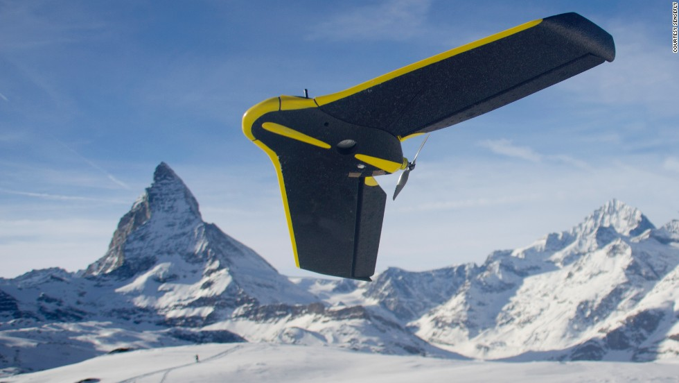 <strong>Christmas is coming!</strong> From a clownfish-shaped blimp to a mountaineering surveillance aircraft -- take a look at the flying robots that could deliver themselves down chimneys this year.