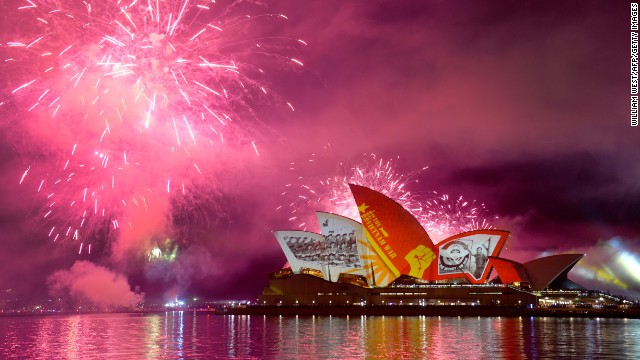 Happy 40th, Sydney Opera House.