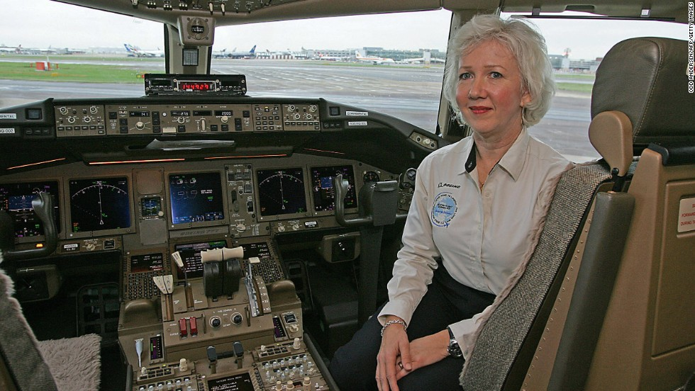 "The flight's record-setting captain, Suzanna Darcy-Henneman, said the aircraft performed perfectly. The flight was so long that passengers enjoyed two sunrises along the way. ""Most of us got into the flight deck to try to see the sunrise at some point during the flight,"" <a href=""http://www.boeing.com/Features/2010/11/bca_777-200lr_11_23_10.html"" target=""_blank"">she told Boeing</a>. ""They were both gorgeous."""