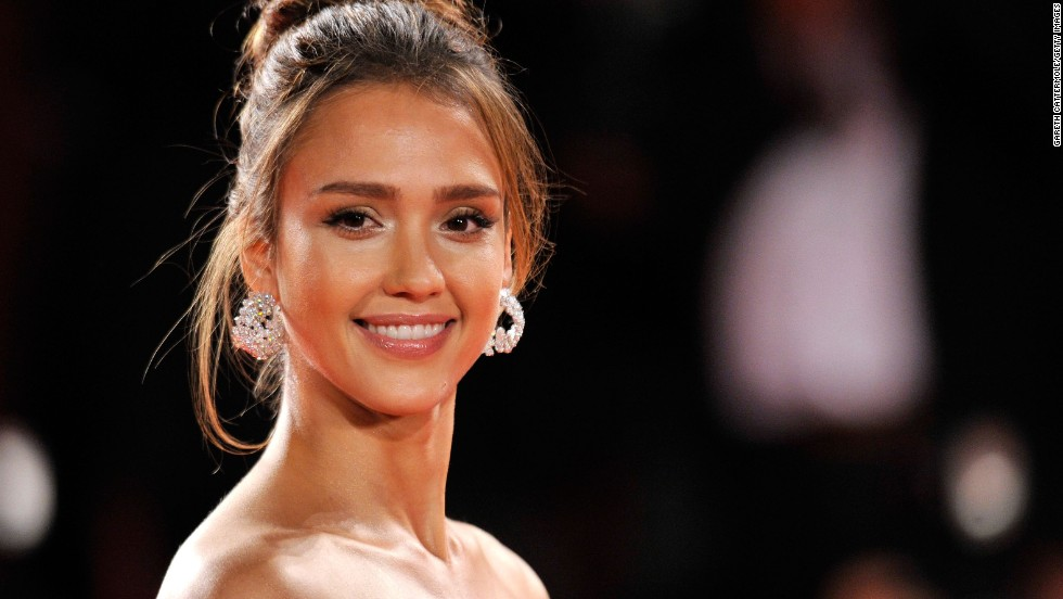 """""""I was always insecure about belonging and felt that my success was probably going to go away, so I've overcompensated,"""" Jessica Alba said in <a href=""""http://www.hollyscoop.com/jessica-alba/jessica-alba-is-insecure.html"""" target=""""_blank"""">Cosmo</a>."""