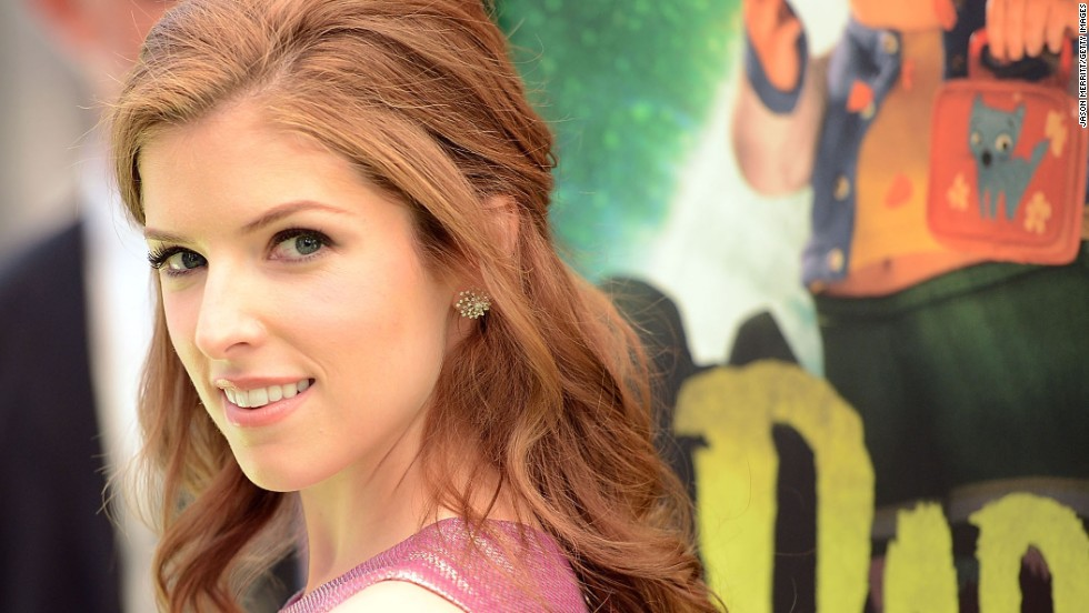 """""""I get insecure about everything. I'm still bewildered when people know my name or my face. I can't figure out what they would possibly want to talk to me for,"""" Anna Kendrick told <a href=""""http://www.allure.com/celebrity-trends/celebrity-quotes/2010/celebrity_insecurities#slide=7"""" target=""""_blank"""">Allure</a>."""