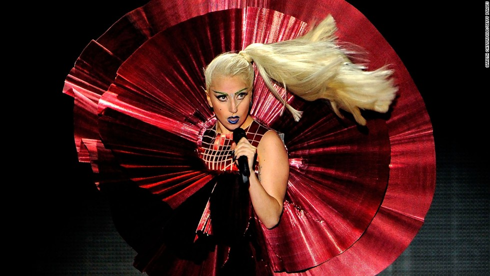 "For the under-30 set, it's 27-year-old Lady Gaga <a href=""http://www.forbes.com/sites/dorothypomerantz/2013/07/22/lady-gaga-tops-forbes-list-of-top-earning-celebrities-under-30/"" target=""_blank"">who's at the top of the list.</a> The artist earned an estimated $80 million in the past year -- no wonder she could afford <a href=""http://www.rollingstone.com/music/news/lady-gagas-gold-wheelchair-all-the-details-20130313"" target=""_blank"">a 24-karat gold wheelchair</a> upon her recovery from hip surgery."