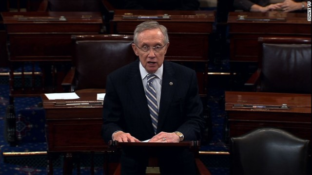 Shutdown deal announced on Senate floor