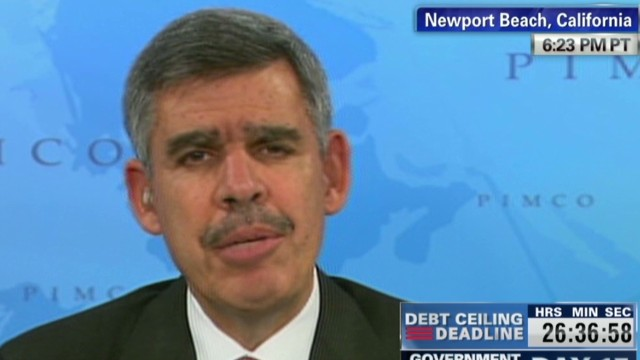 El-Erian: Damage has been done