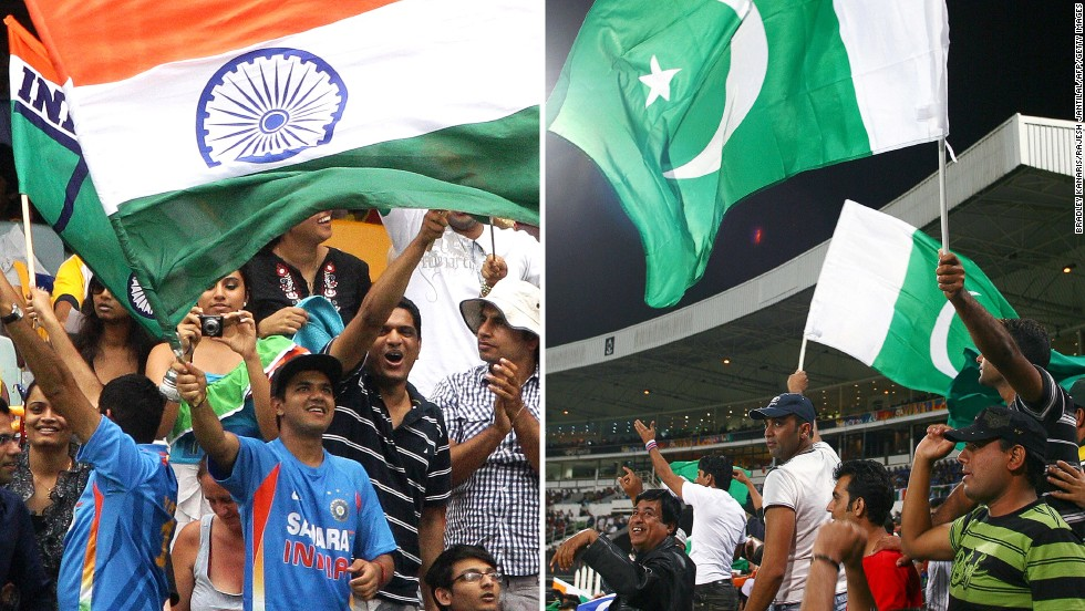 """India and Pakistan's national cricket rivalry has been dubbed by The New York Times as the Yankees vs. Red Sox plus Barcelona vs. Real Madrid plus England vs. Australia (in any sport) """"distilled and deepened with an extra dose of hostile geopolitics and the passions of 1.4 billion people."""" Since their first test match in 1952, only three wars, a political assassination and a major terrorist attack in Mumbai could keep these two teams away from their drawn-out pursuit for cricket supremacy."""