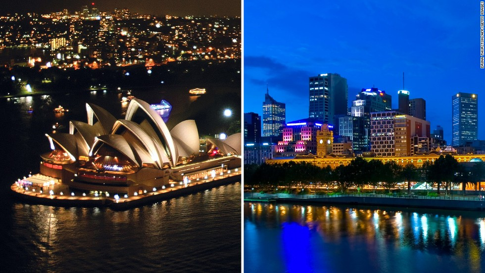 Australia's two biggest cities have been butting heads since Melbourne was founded in 1835. Sydney is fun and pretty with better beaches. Melbourne is the smarter, wealthier sister with a MA from Oxford and innately more interesting. Or so goes the irrepressible blood-feud logic.