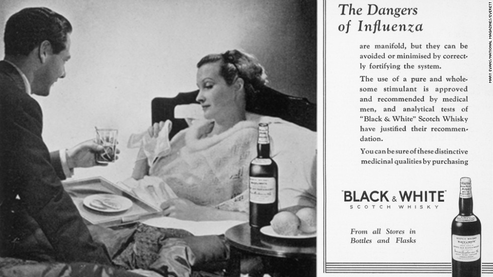 """If you have to be sick, at least use your illness as an excuse to knock back a hot toddy or two. Whiskey has long been lauded as a home remedy, so why wouldn't companies sell it as such? People use it to ease sore throats and kill germs, <a href=""""http://gizmodo.com/5987823/can-drinking-cure-your-cold"""" target=""""_blank"""">whether or not there's any scientific evidence</a> to back up their beliefs."""