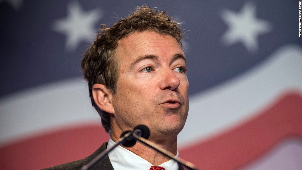 Sen. Rand Paul officially announced his presidential bid on Tuesday, April 7, at a rally in Louisville, Kentucky. The tea party favorite probably will have to address previous controversies that include comments on civil rights, a plagiarism allegation and his assertion that the top NSA official lied to Congress about surveillance.