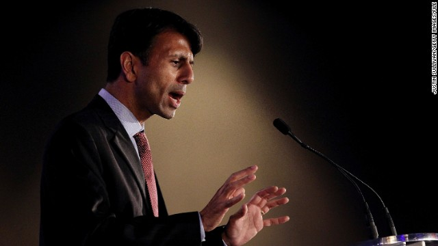 "Louisiana Gov. Bobby Jindal said in 2012 that the Republican Party needed to ""stop being the stupid party."""