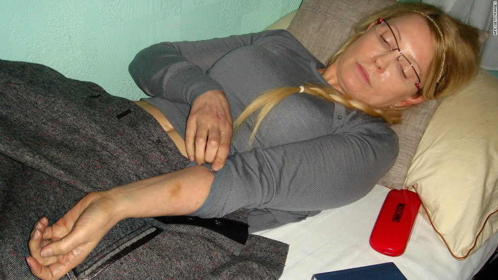 Jailed Tymoshenko might be able leave Ukraine for medical care ...